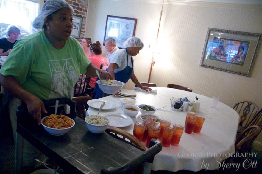 Mrs. Wilkes Restaurant