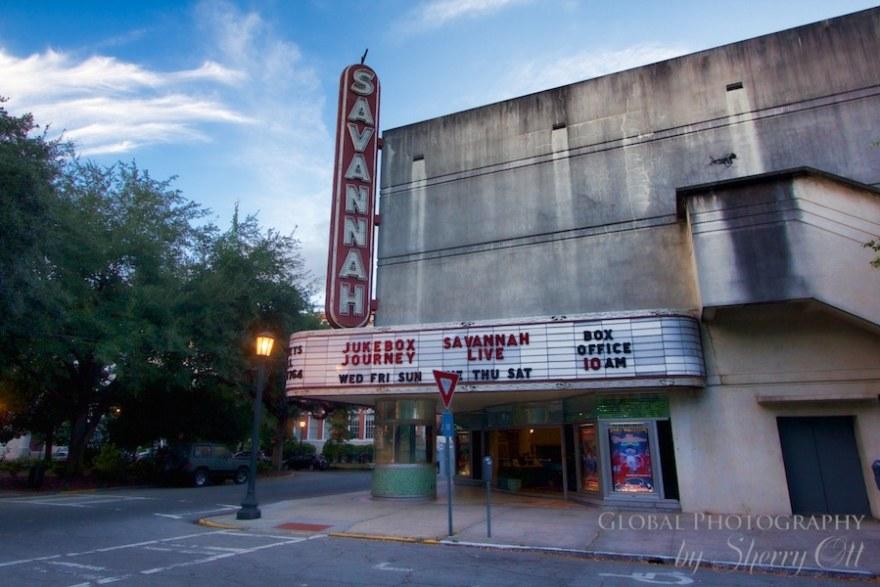 Savannah theater