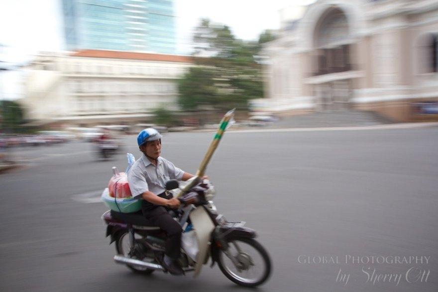 motorbike photos saigon