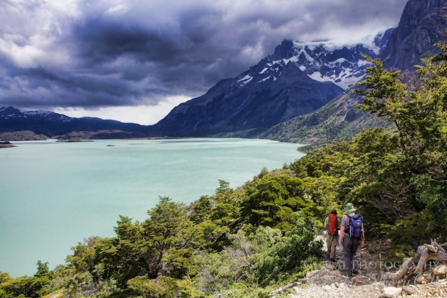 Patagonia W trek best hikes in the world