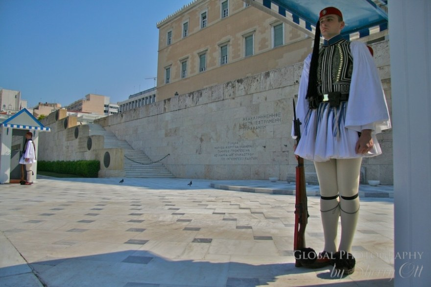 Athens guards