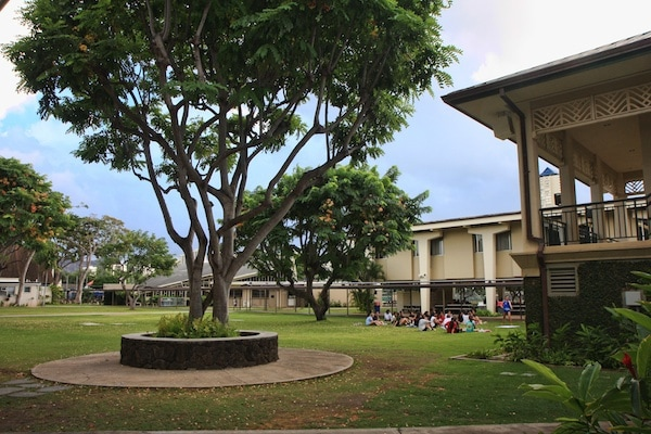 Iolani School Keables Chair