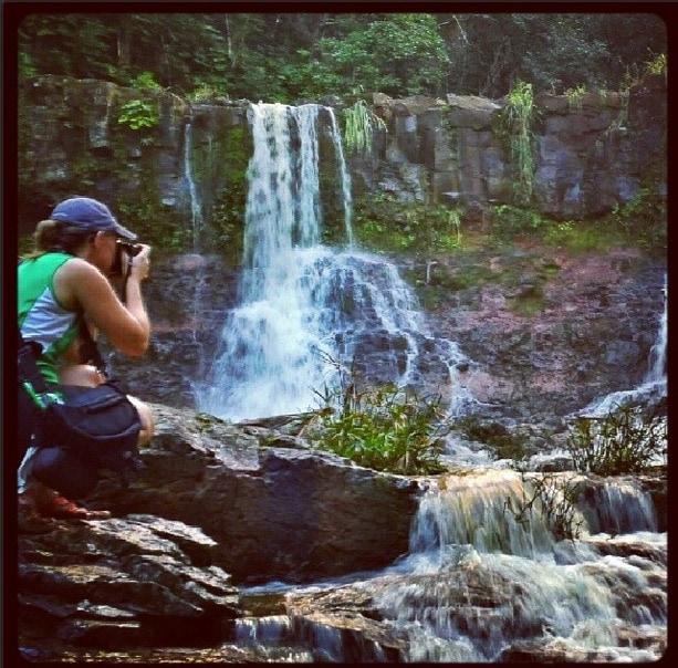 Hoopii Falls Kauai