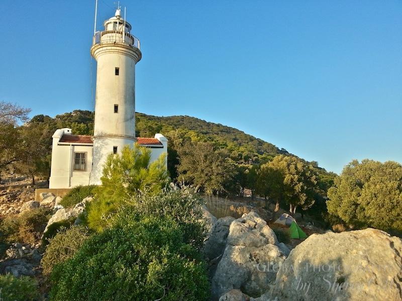 Camping Gelidonya Lighthouse