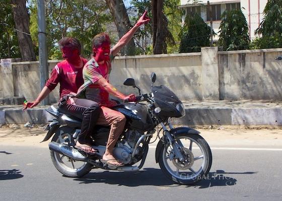 Jaipur Holi