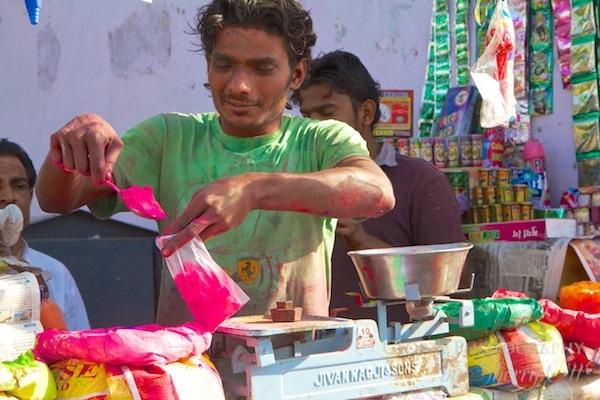Holi Festival Jaipur india