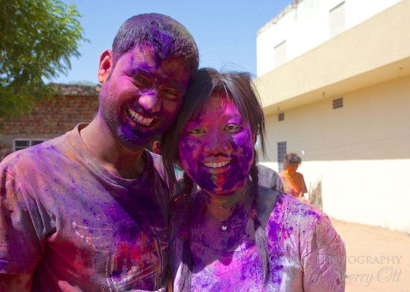 Holi photo post 12