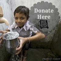 charity water donate