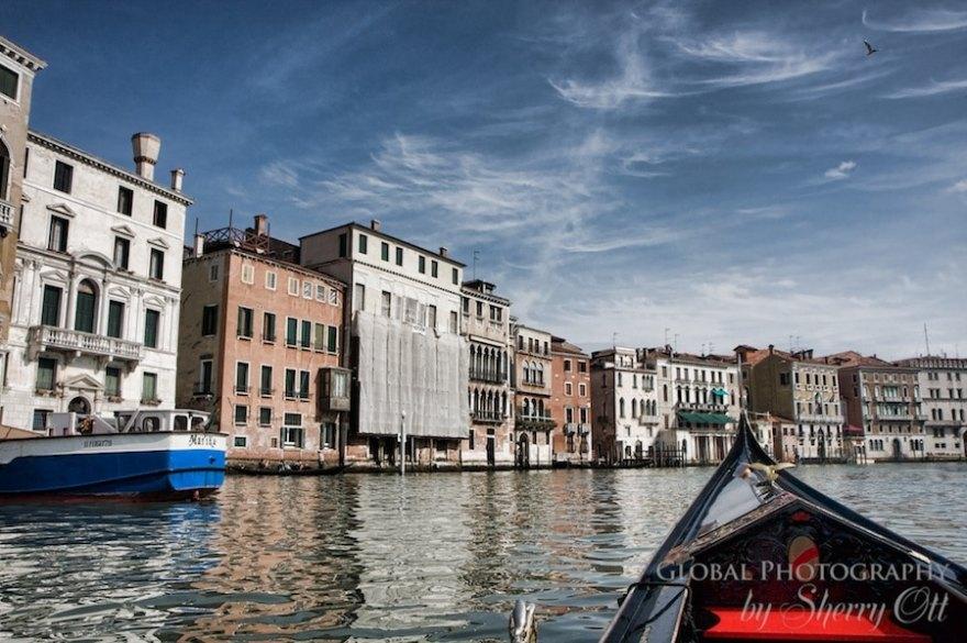 Venice water