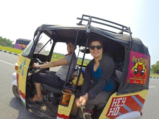 Rickshaw Run Video
