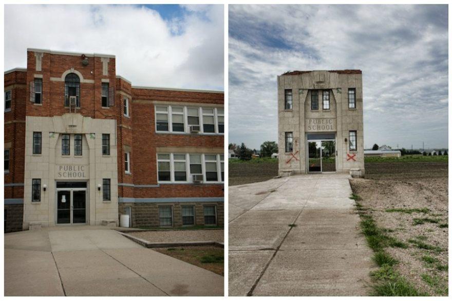 Pilger nebraska school tornado