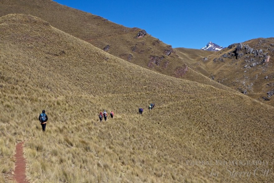 Inca Trail alternative