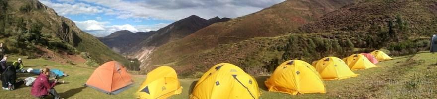 Alternative to Inca Trail