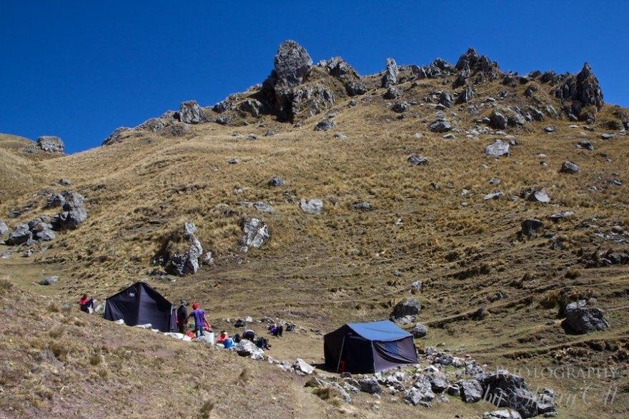 Supported Hiking Peru