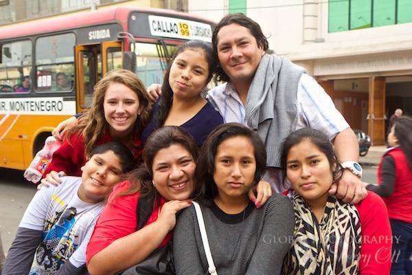 volunteering in Lima peru