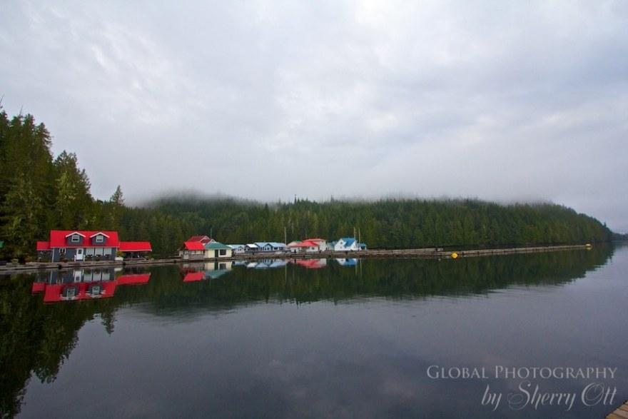 Sullivan Bay BC Canada