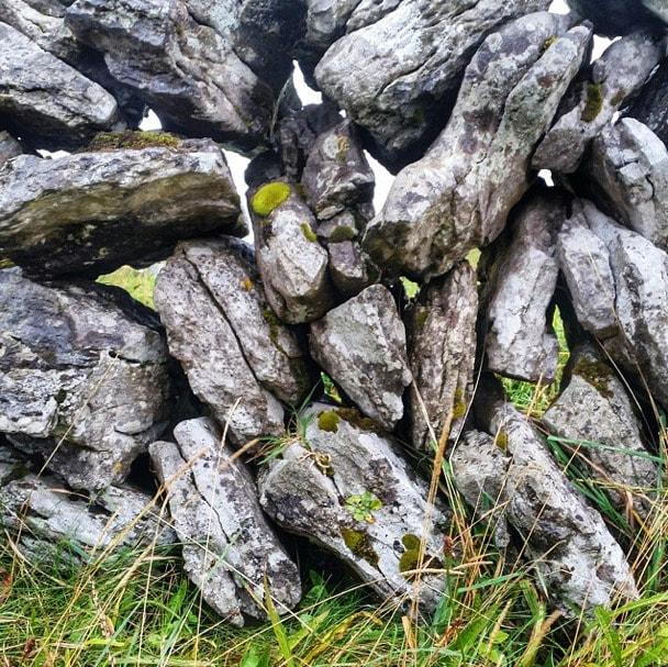 dry stone walls ireland