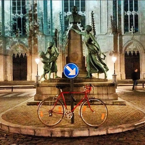 Place Saint Boniface Brussels