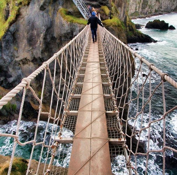 Carick-A-Rede Rope Bridge