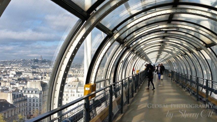 Pompidou view