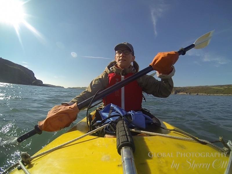 ireland sea kayaking