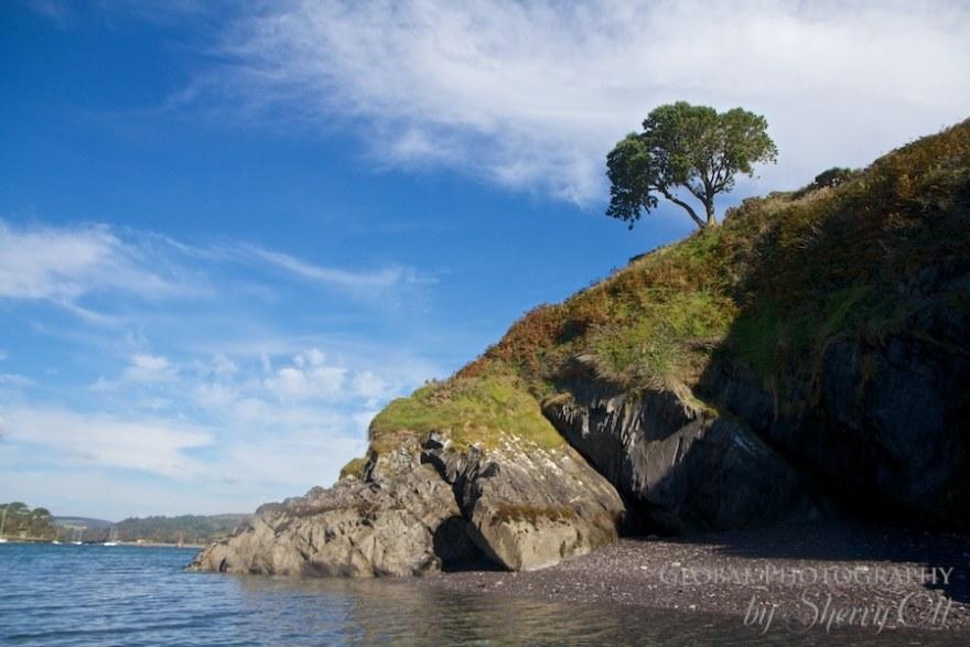 Ireland kayaking views