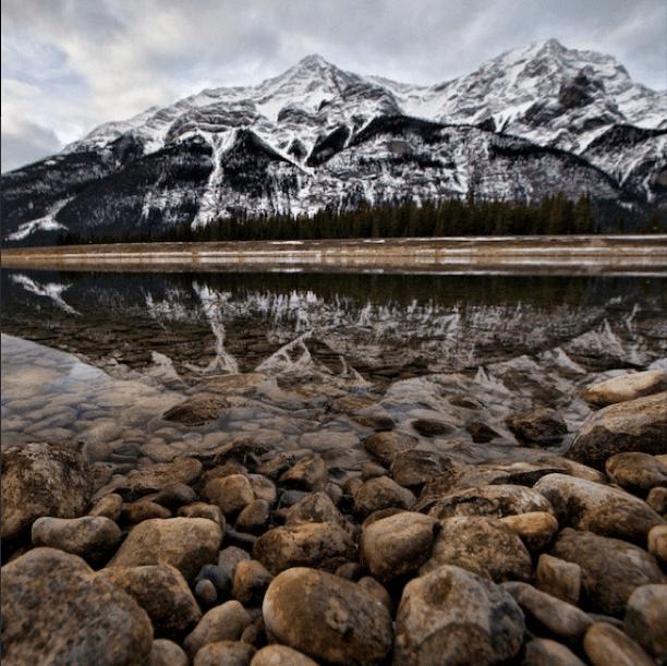 Alberta spray lakes