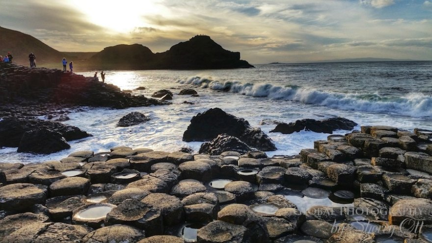 northern ireland attractions giants causeway