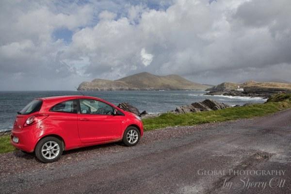 Wild Atlantic Way car rental