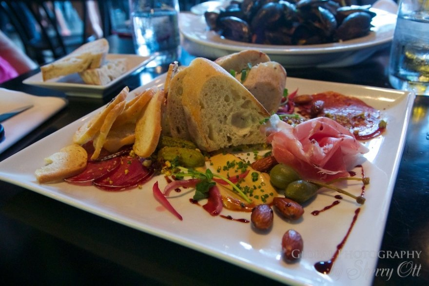 Things to do in PEI Charlottetown food