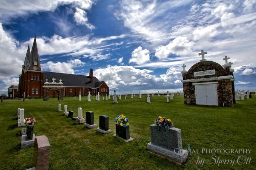 pei church and cemetery