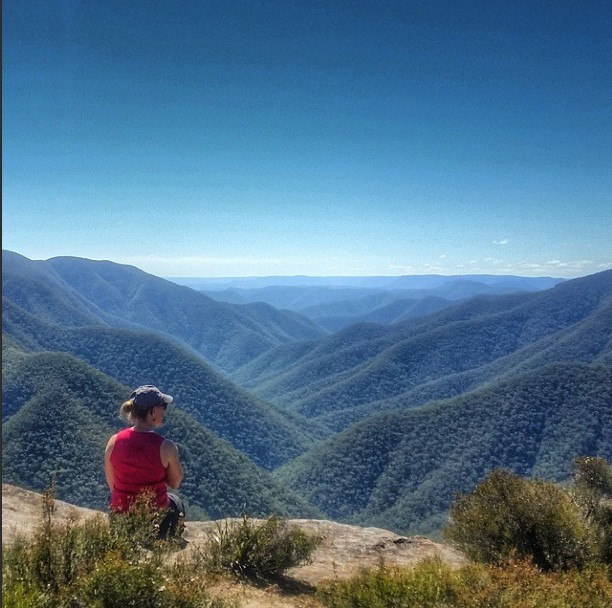 Blue Mountains Kanangra Walls