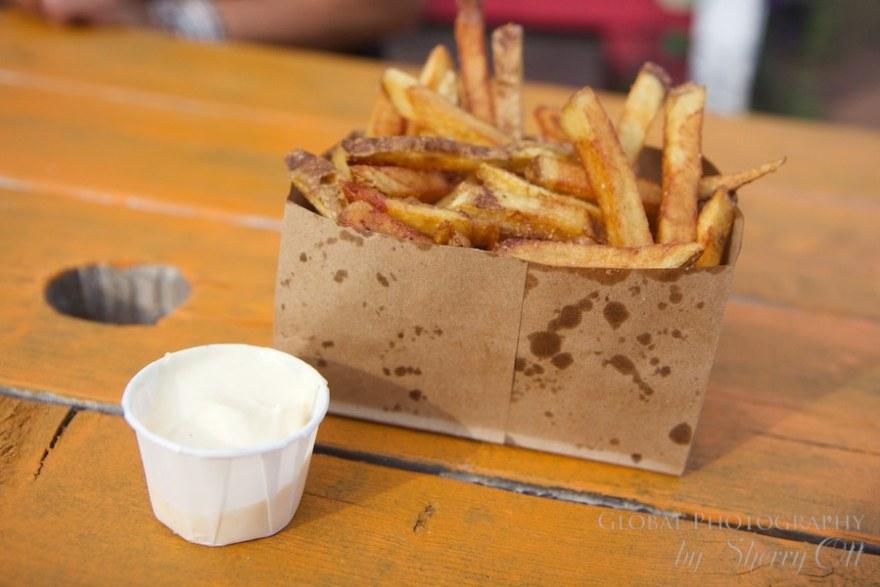 PEI Potatoes Fries