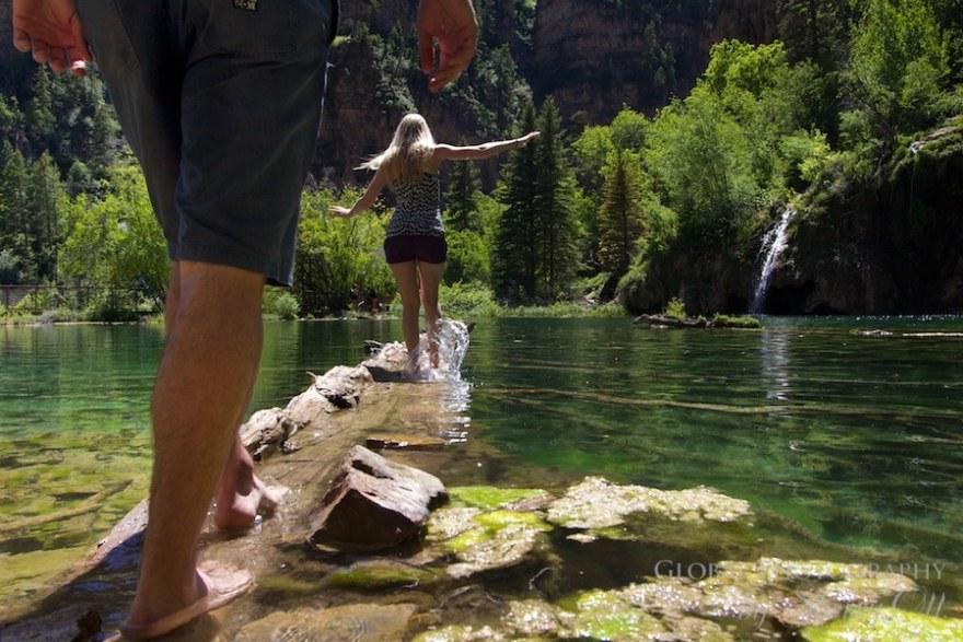 hanging lake hike colorado