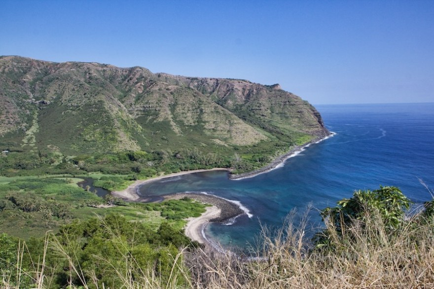 Halawa Valley Molokai