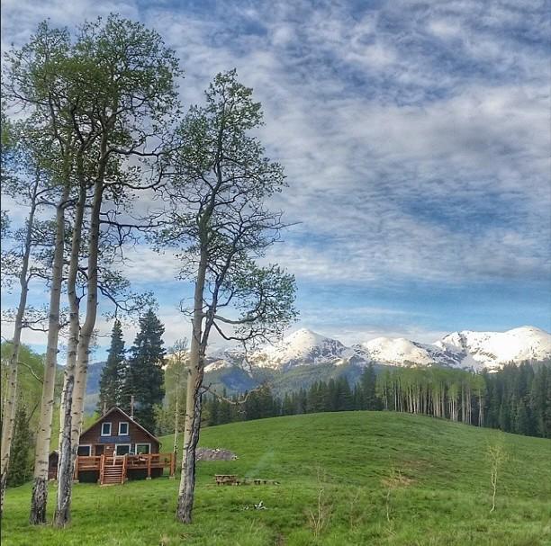 Colorado Rocky Mountains Hut to Hut