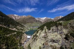 Vall de Nuria views