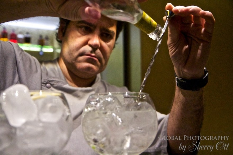 how to make a gin and tonic