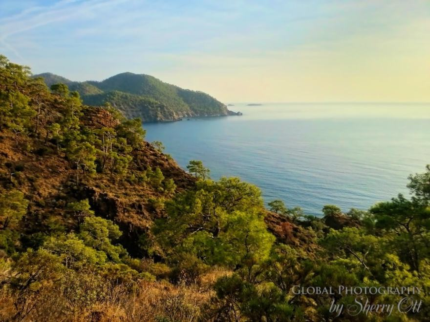 Fall Colors Lycian Way Turkey