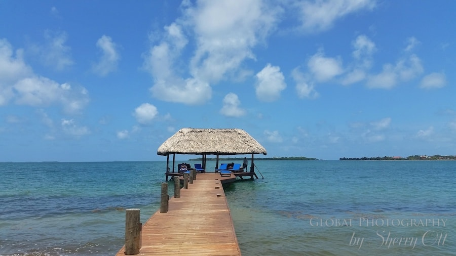 Winter vacation in belize
