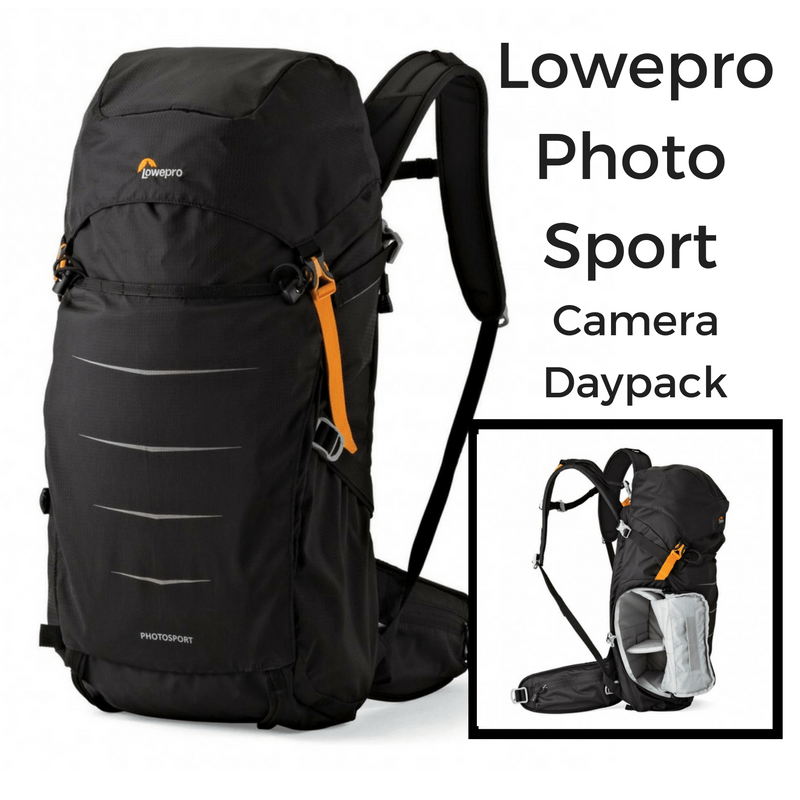 carry on bag for hikers and photographers