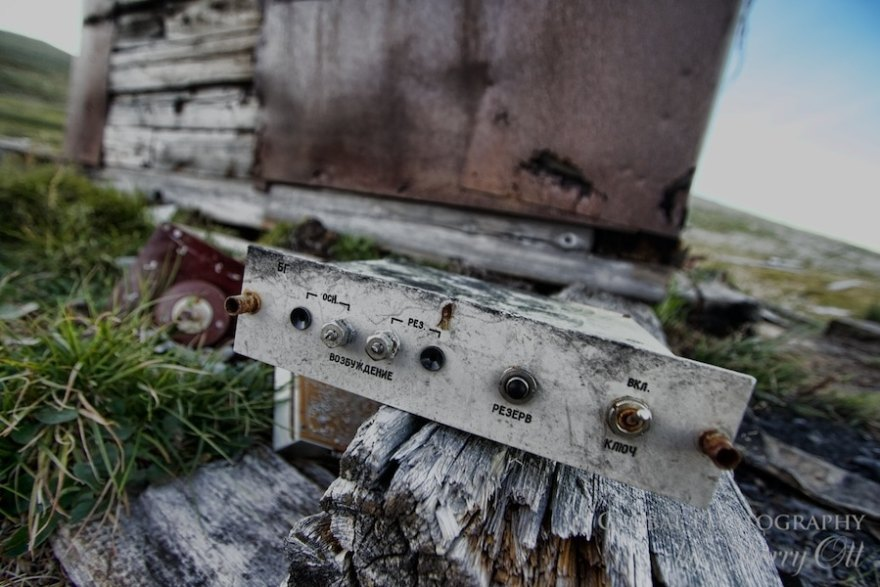 Derelict places Cape Dezhnev