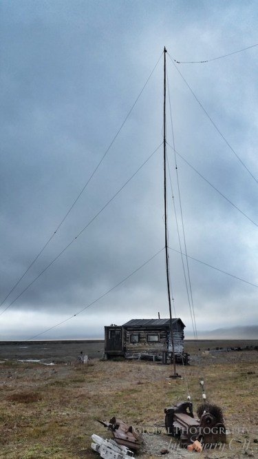 Wrangel Island communications