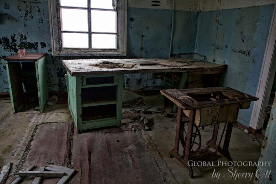 abandoned offices