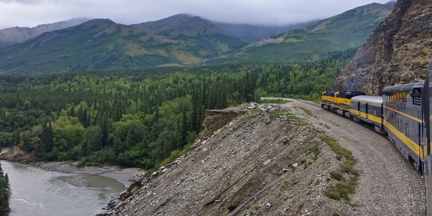 Alaska Railroad Travel