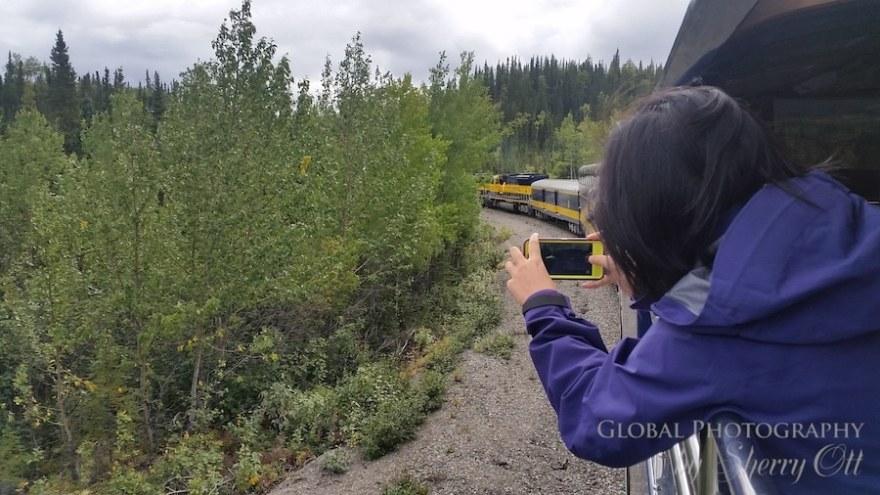 Alaska railroad Gold Star Class