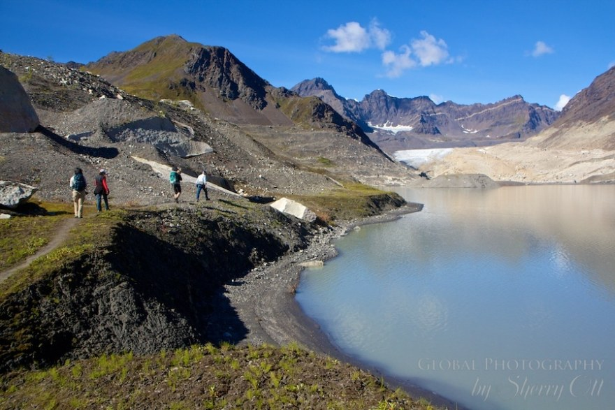 Where to go in Alaska Talkeetna hiking
