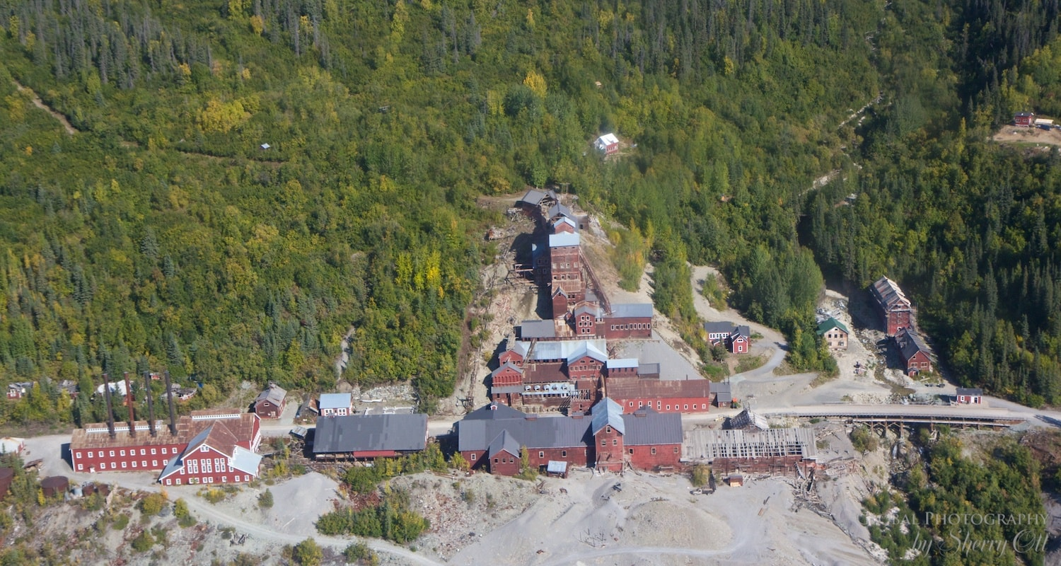 Kennicott Copper Mine