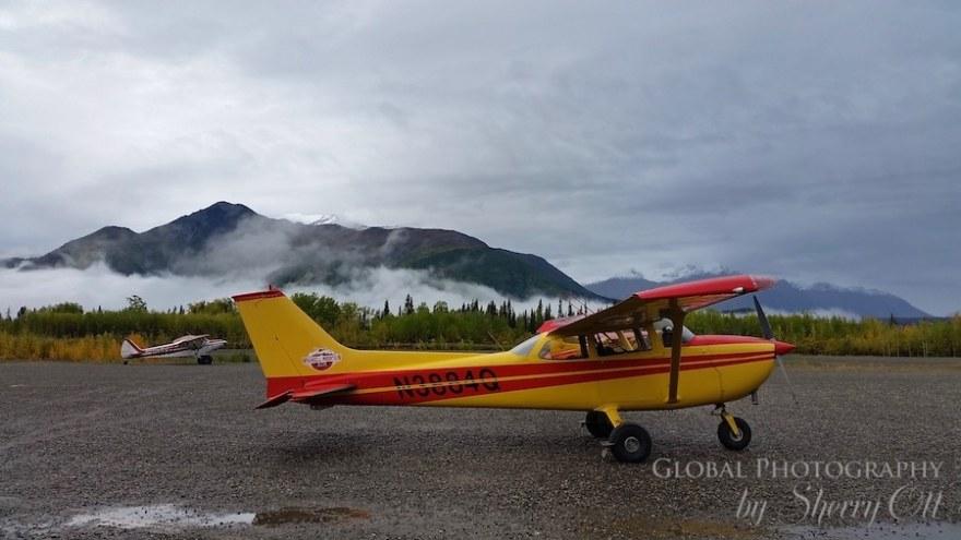 wrangel mountain air bush plane