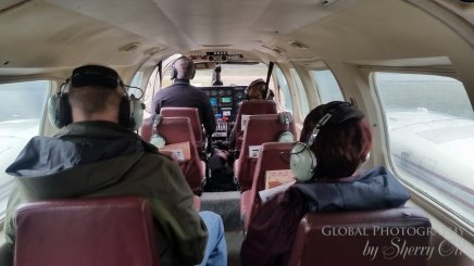 Alaska bush flights Arctic Air
